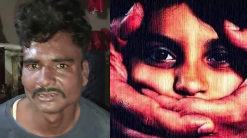 Abba Irshad of 2 children raped 8-year-old Mauseri sister, then throws throat with sand into farm