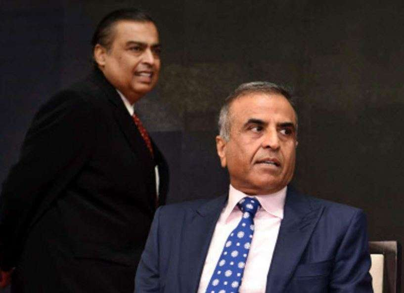 What Jio's magic is doing!  In this case, Airtel took the lead for the 5th consecutive month